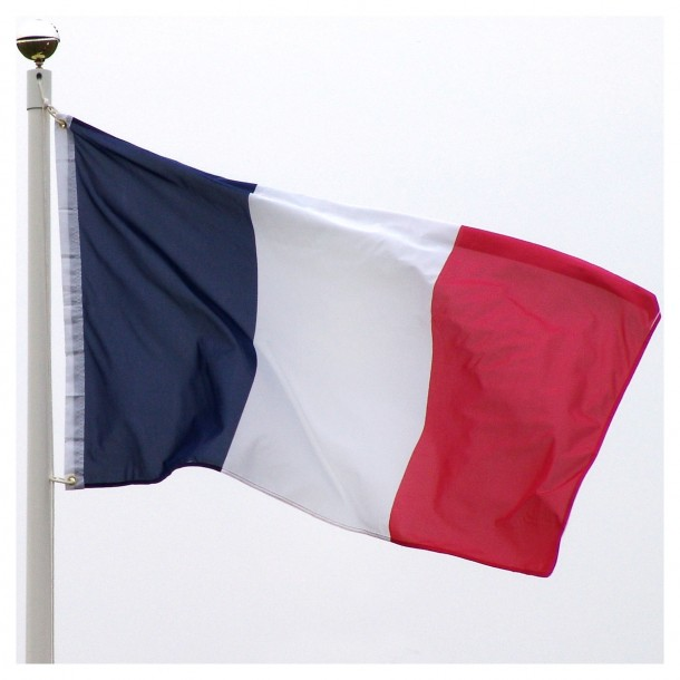 Clipperton Island Flag (5)