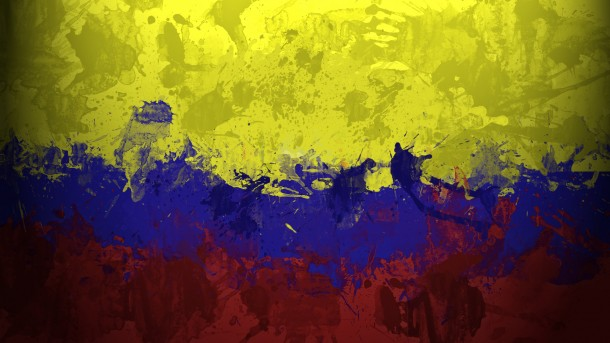 Colombia flag (10)