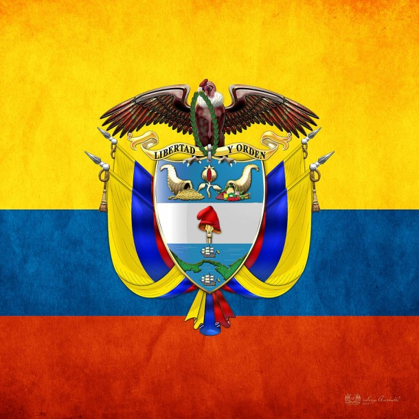 Colombia flag (16)