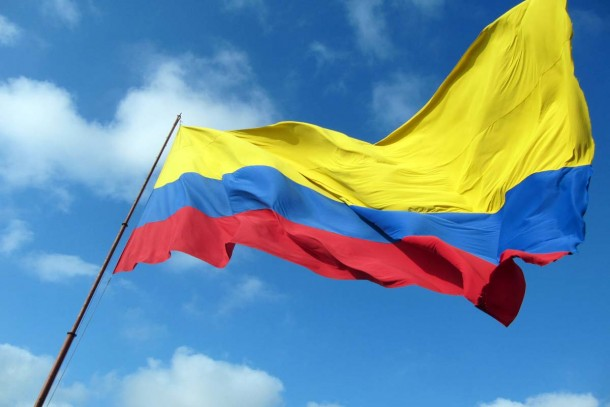 Colombia flag (18)
