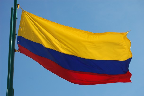 Colombia flag (20)