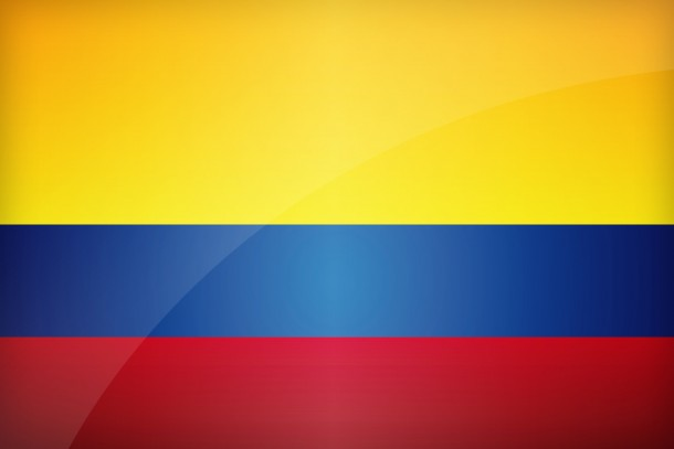 Colombia flag (24)