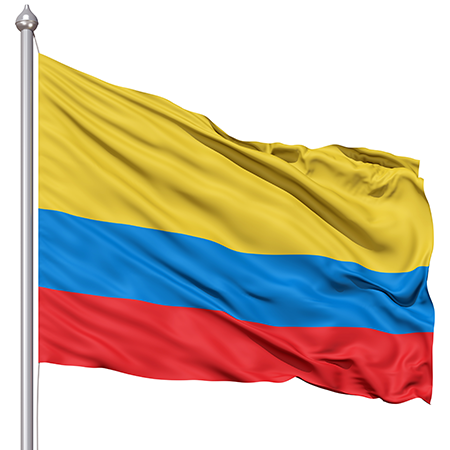 Colombia flag (8)