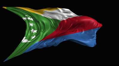 Comoros flag (11)
