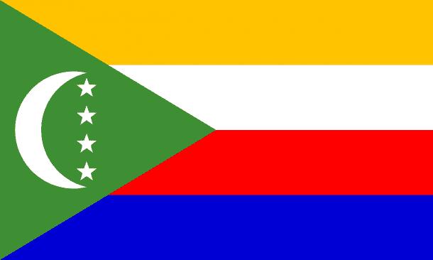 Comoros flag (12)