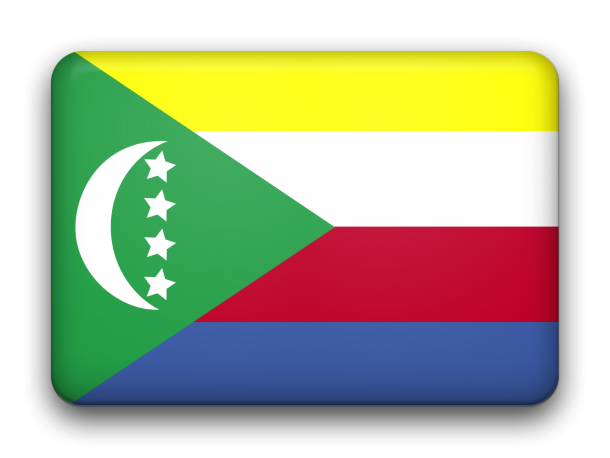 Comoros flag (14)