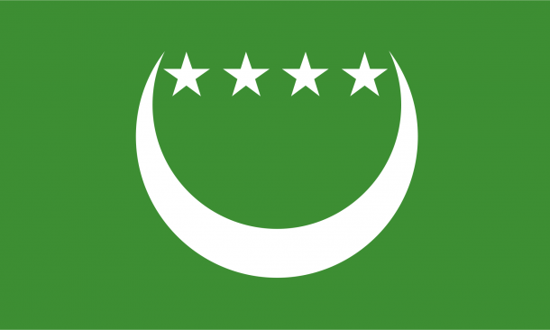 Comoros flag (5)