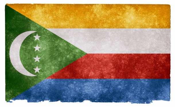 Comoros flag (7)