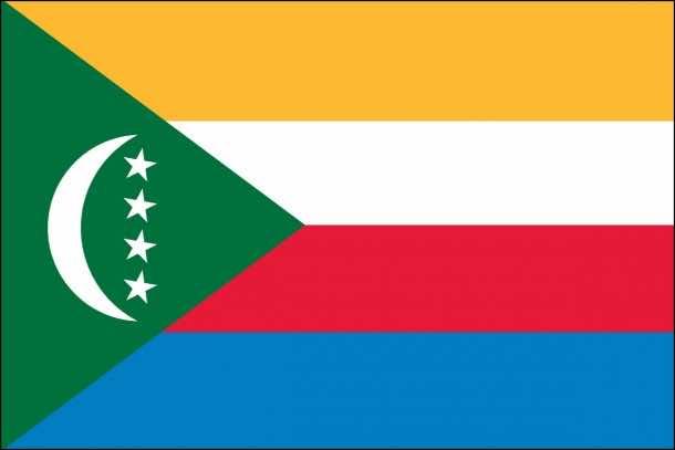 Comoros flag (8)