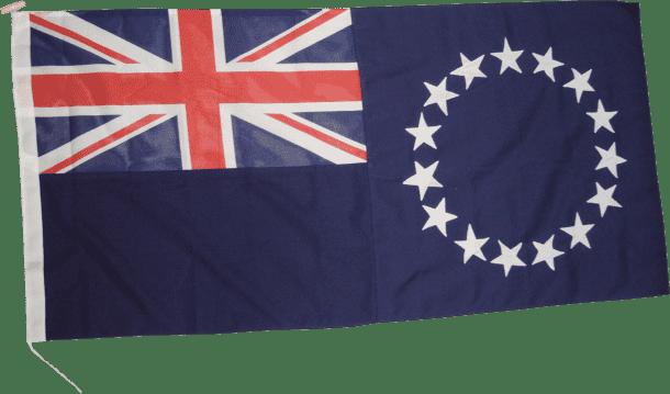 Cook Islands flag (10)