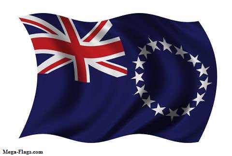 Cook Islands flag (11)