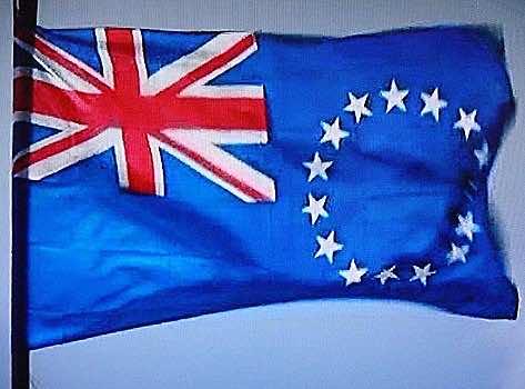 Cook Islands flag (6)