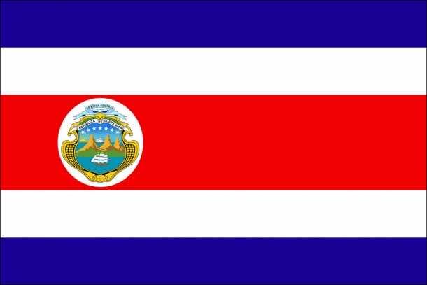 Costa Rica flag (11)