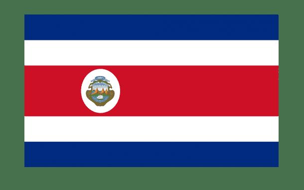 Costa Rica flag (12)