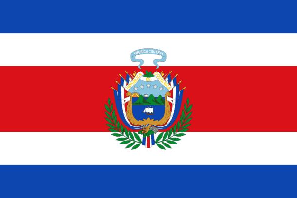 Costa Rica flag (13)