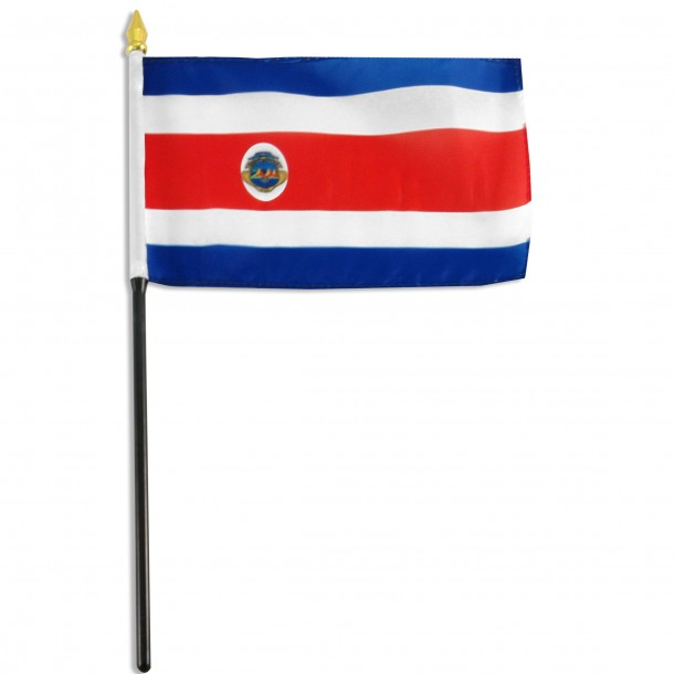 Costa Rica flag (14)