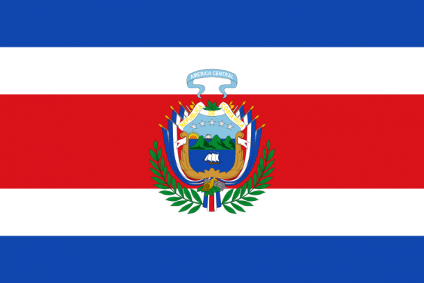 Costa Rica flag (19)