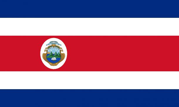 Costa Rica flag (20)