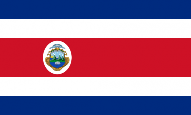 Costa Rica flag (22)