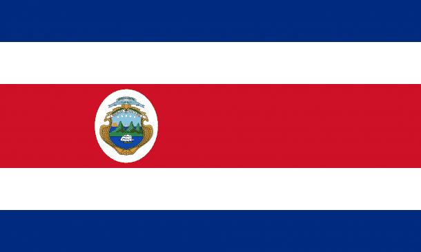 Costa Rica flag (27)