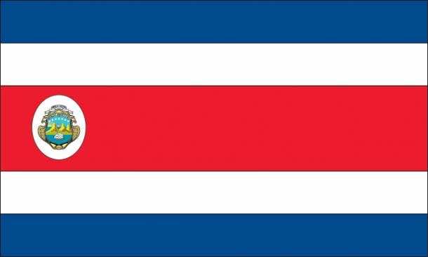 Costa Rica flag (3)