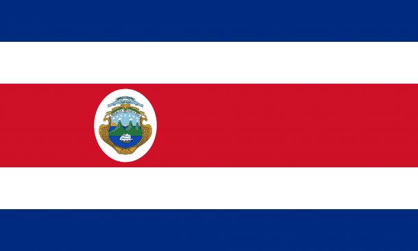 Costa Rica flag (7)
