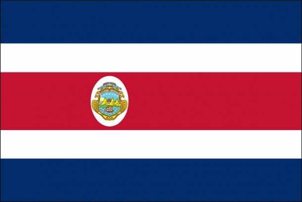 Costa Rica flag (8)