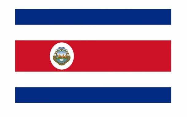 Costa Rica flag (9)