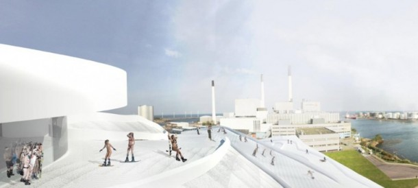Denmark Will Soon Have A Ski Slope Featured On A Power Station 3