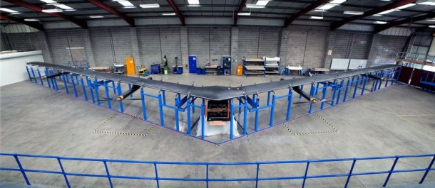 Facebook's Internet Drone Aquila Is Closer To Reality