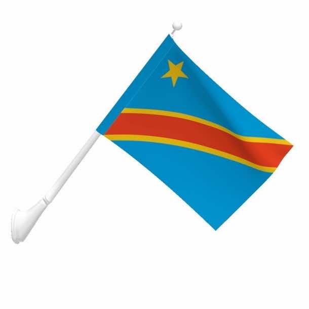 Flag of the Democratic Republic of the Congo flag (5)