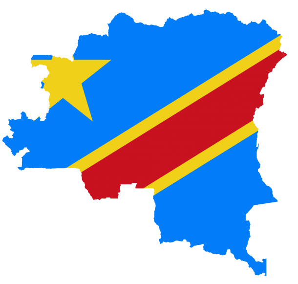 Flag of the Democratic Republic of the Congo flag (8)