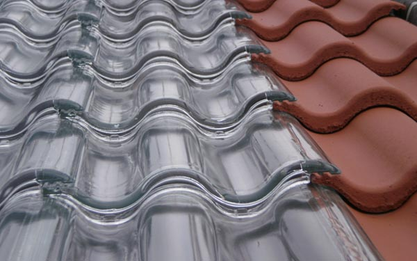 These Innovative Glass Roof Tiles Can Harness Sun's Energy To Heat Your Home