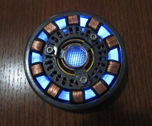 How To Make An Iron Man Arc Reactor 3