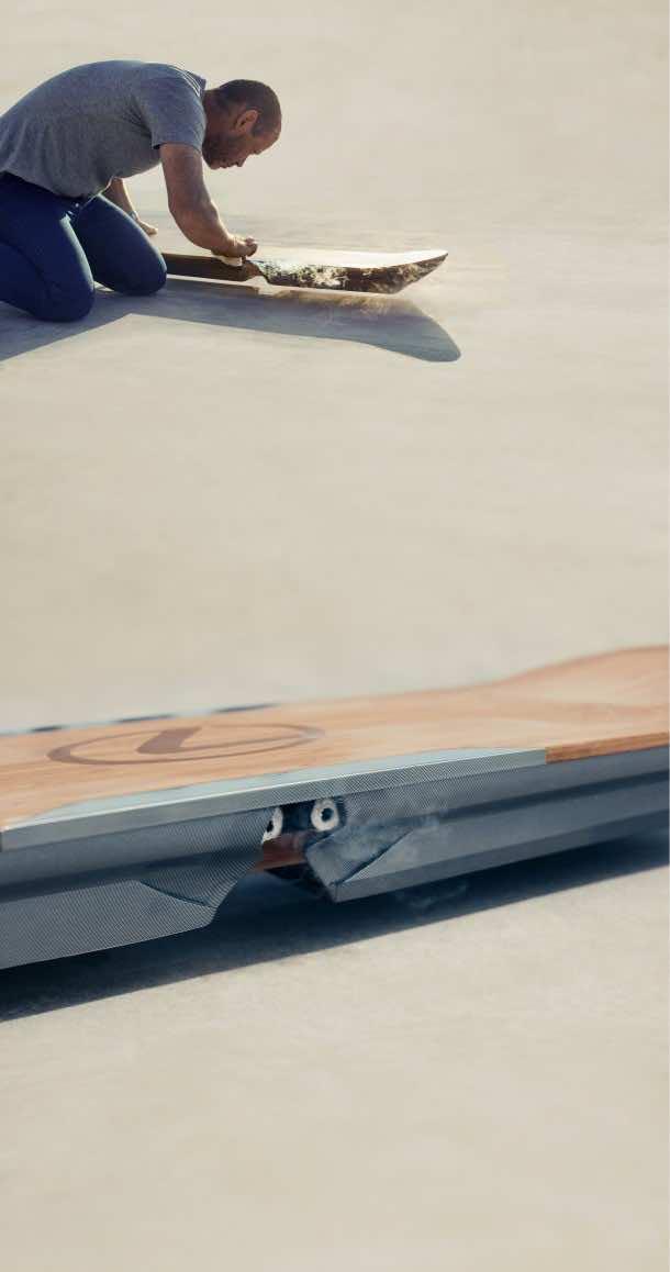 Lexus hoverboard3