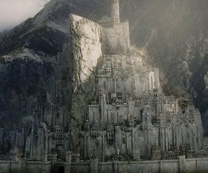 Lord of the rings city
