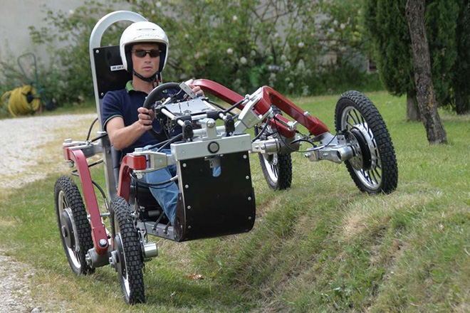 Meet Spider Electric 2, The Only Car You'll Ever Need 3