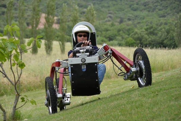 Meet Spider Electric 2, The Only Car You'll Ever Need 5