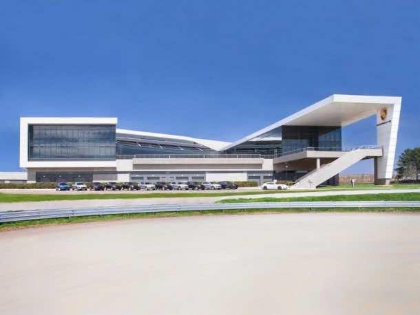 Porsche's New $100-million US Headquarters Is Amazingly Cool 2