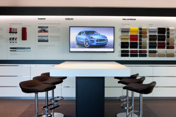 Porsche's New $100-million US Headquarters Is Amazingly Cool 20