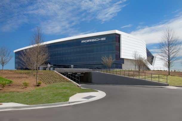 Porsche's New $100-million US Headquarters Is Amazingly Cool 22