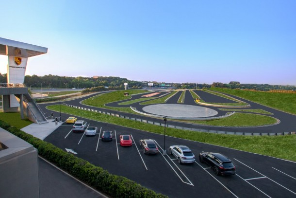 Porsche's New $100-million US Headquarters Is Amazingly Cool 23