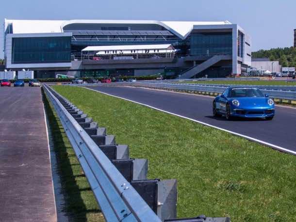 Porsche's New $100-million US Headquarters Is Amazingly Cool 3