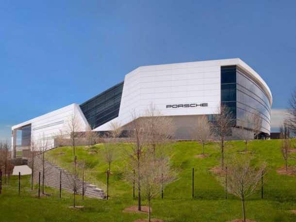 Porsche's New $100-million US Headquarters Is Amazingly Cool 5
