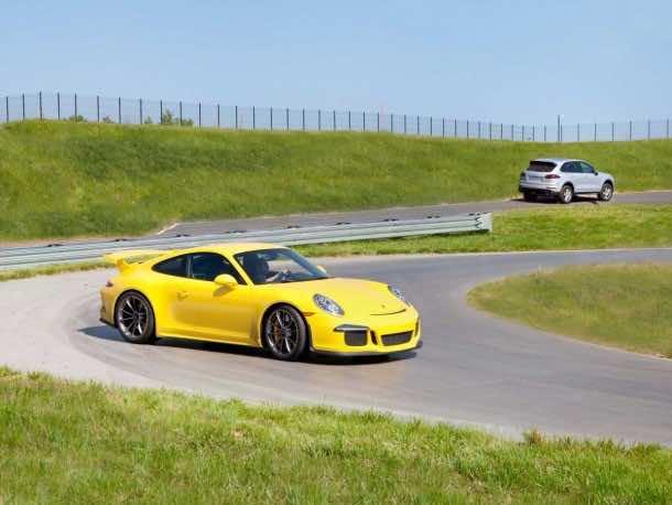Porsche's New $100-million US Headquarters Is Amazingly Cool 7