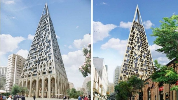 Pyramid To Be Built In Jerusalem