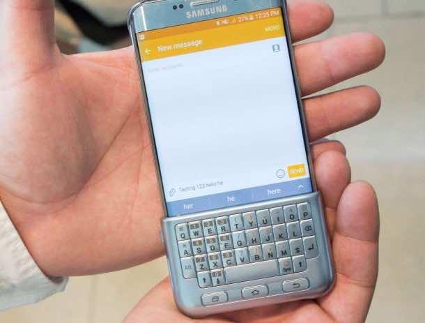 Samsung qwerty keyboard2