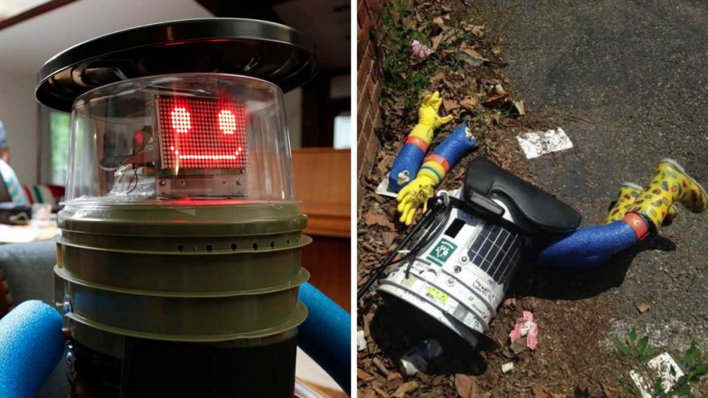 The HitchBot Is No More 3