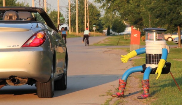 The HitchBot Is No More 4