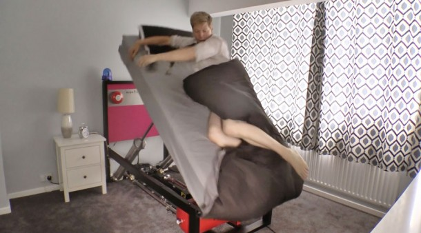 This Bed Will Shock You Out Of Sleep, Literally 4